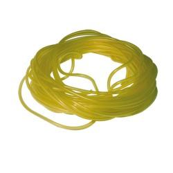 Durite translucide ø : 2 mm. long.  : 10 m