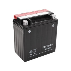 Batterie YTX16BS 12v - 14 amp scellée