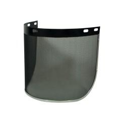 Ecran grille contour acier modèle long