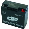 Batterie gel CP12-20