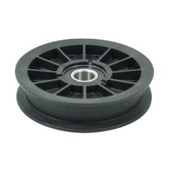 Poulie plate composite IDEM A 13-2055