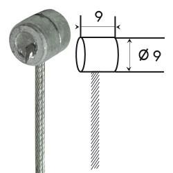 Câble embrayage 20/10 tambour