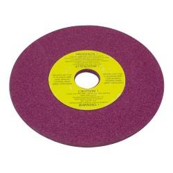 Meule d'affutage violette (145x4. 7x22.2)