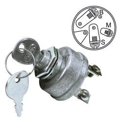 Contacteur à clef pour Snapper 11155