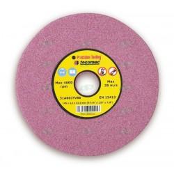 Meule d'affuteuse rose Tecomec 145x3x22 pour jolly