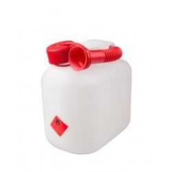 Bidon spécial carburant 5 litres