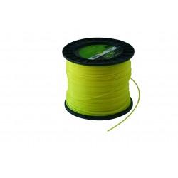 Fil nylon 3.0 mm rond 2kg - 240m