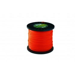 Fil nylon 3.0 mm carre 2 kg - 190m