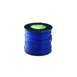 Fil nylon 4.0 mm  carré 2 kg - 110m