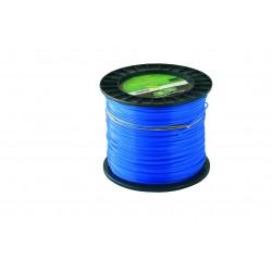 Fil nylon 2.7 mm rond 2 kg - 280m