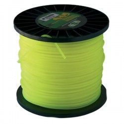 Fil nylon ø 3.3 mm carre 2kg