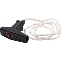 Poignée et corde de lanceur adaptable a Stihl 4mm