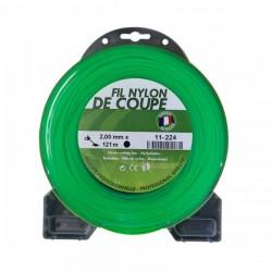 Coque fil nylon rond (1/2 kg) ø : 2.0 mm