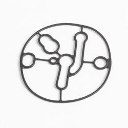 Joint de cuve carburateur Nikki pour Briggs & Stratton 695426