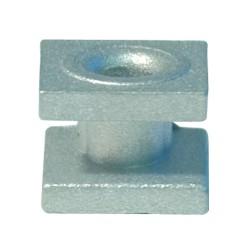 Œillet tête fil profil carré