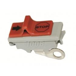 Interrupteur Husqvarna 36-41-50-55 remplace 503089702-503717901