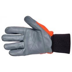 Gants Tronçonneuse Protection main gauche T10