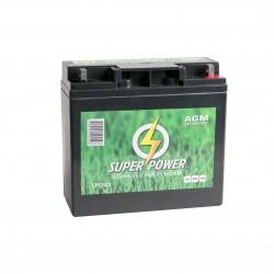 Batterie CP12-22 - 220 CCA