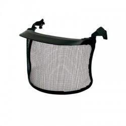 Visière grillagée Peltor V4B pour casque forestier H700