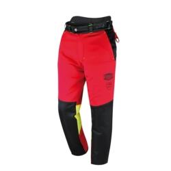 Pantalon Anti-Coupure FELIN Taille XXXXL Rouge