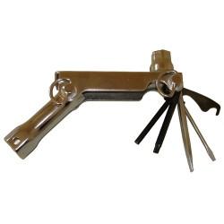 Cle multi-tool pour tronçonneuse